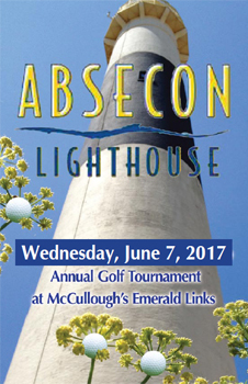 Annual Golf Tournament at McCullough's Emeral Links, Wednesday June 7, 2017