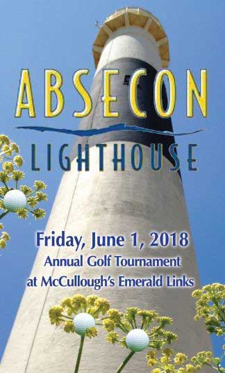 Annual Golf Tournament at McCullough's Emeral Links, Friday June 1, 2018