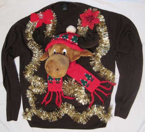 """Ugly"" Christmas Sweater"