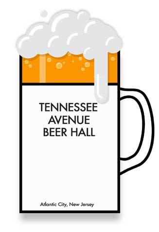 Tennessee Avenue Beer Hall Logo